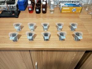 各种酸腐蚀率和缓蚀率测定